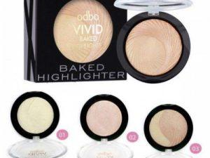 Phấn Bắt Sáng ODBO VIVID BAKED HIGHLIGHTER OD106 Thái Lan