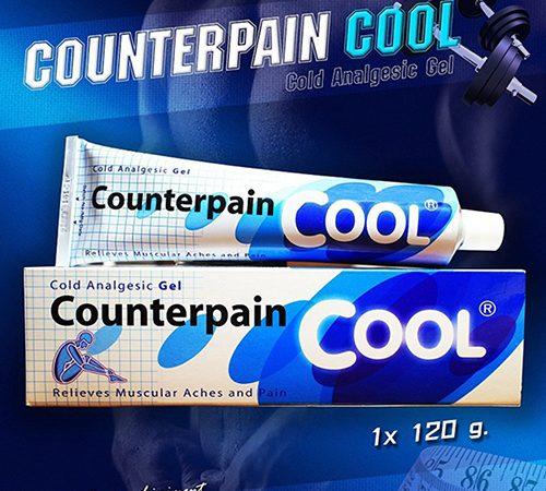 Dầu Lạnh Xoa Bóp Counterpain Cool Thái Lan