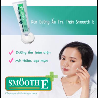 Kem Dưỡng Ẩm Trị Thâm Smooth E Thái Lan
