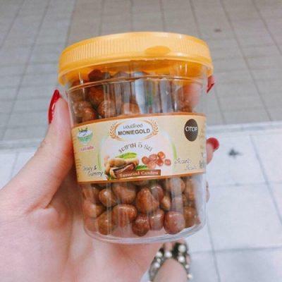 Kẹo Me Sỏi Moniegold Tamarind Candies 130g Thái Lan