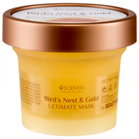 Mặt Nạ Tổ Yến Scentio Bird's Nest & Gold Ultimate Mask 100g Thái Lan