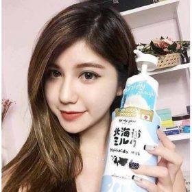 Sữa tắm Hokkaido thái lan