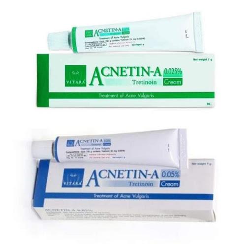 Mờ Thâm Retin-A Cream 0.05% Tretinoin