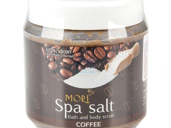 Muối Tắm Tẩy Tế Bào Chết Mori Spa Salt Bath Coffee