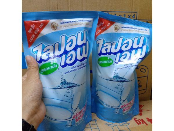 Nước rửa chén túi Lipon Thái Lan