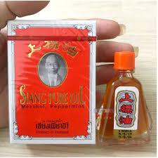 Dầu Gió SIANG PURE OIL formula I Cam